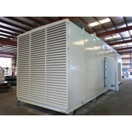 Acoustic Enclosure for Diesel Generator