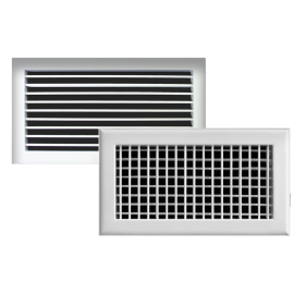 Supply Air Grille & Registers