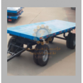Manufacture Of Rail Trailers