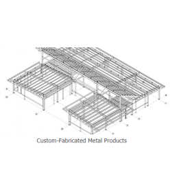 Custom-Fabricated Metal Products
