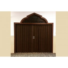 Leather Folding Door Product Types