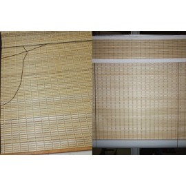 Bamboo Blinds Product Types