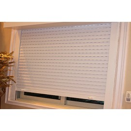 Aluminum Shutters Product Types