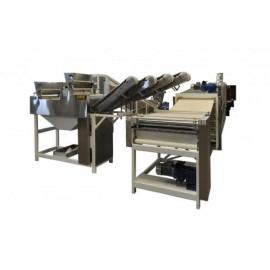 Arabic bread production lines