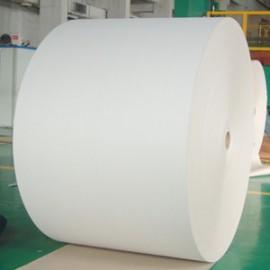 Gypsum bored paper
