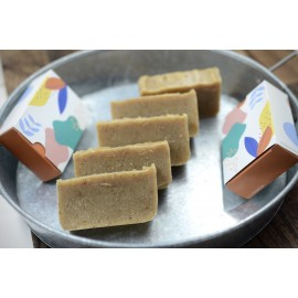 cinnamon honey soap