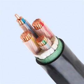 PVC power electric cable